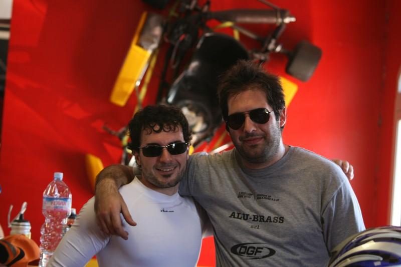 Marco Antonello e Alessandro Tosi