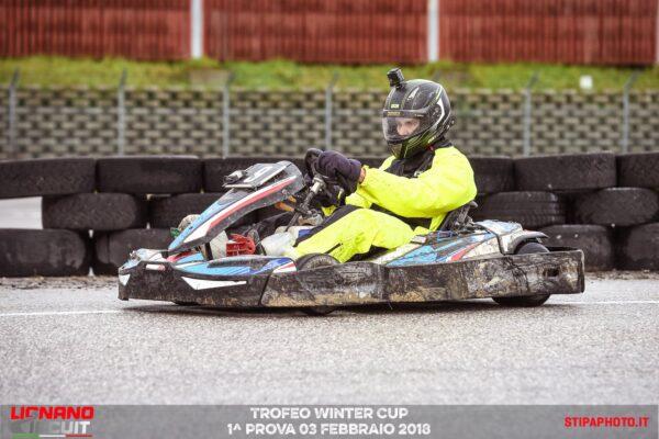 Andrea Turato - 4h Lignano Cup, 3 febbraio 2018