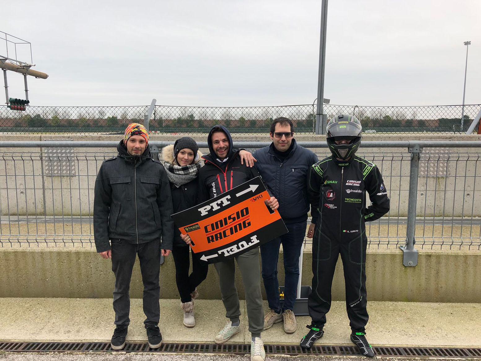 La squadra - 4h Lignano Cup, 10 marzo 2018
