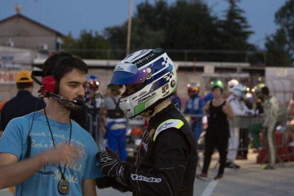 Giuliano e Simone - Pomposa Endurance Summer Series Round 3, 27 luglio 2018