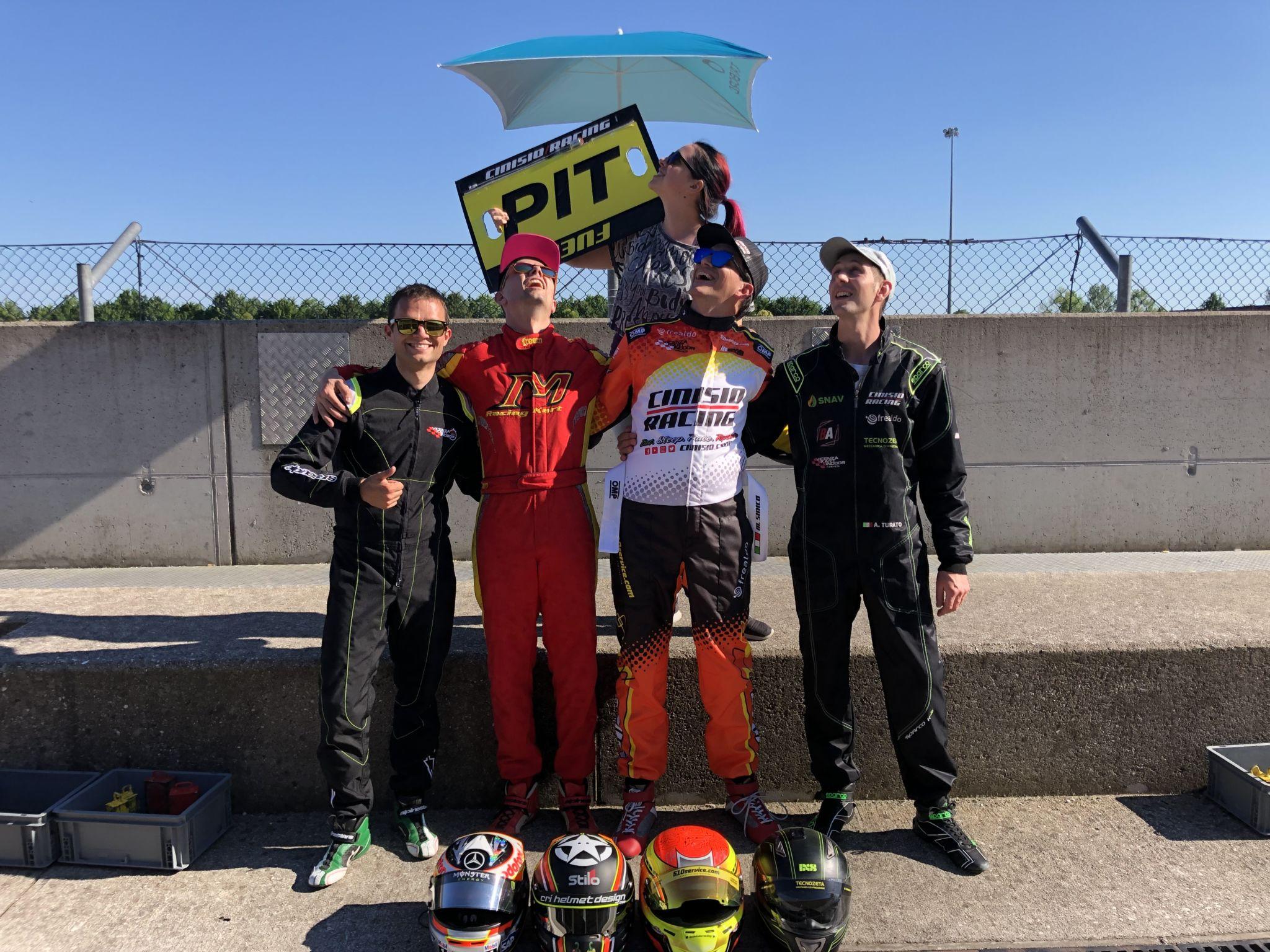 Il team inedito - Lignano Summer Race, 01 giugno 2019