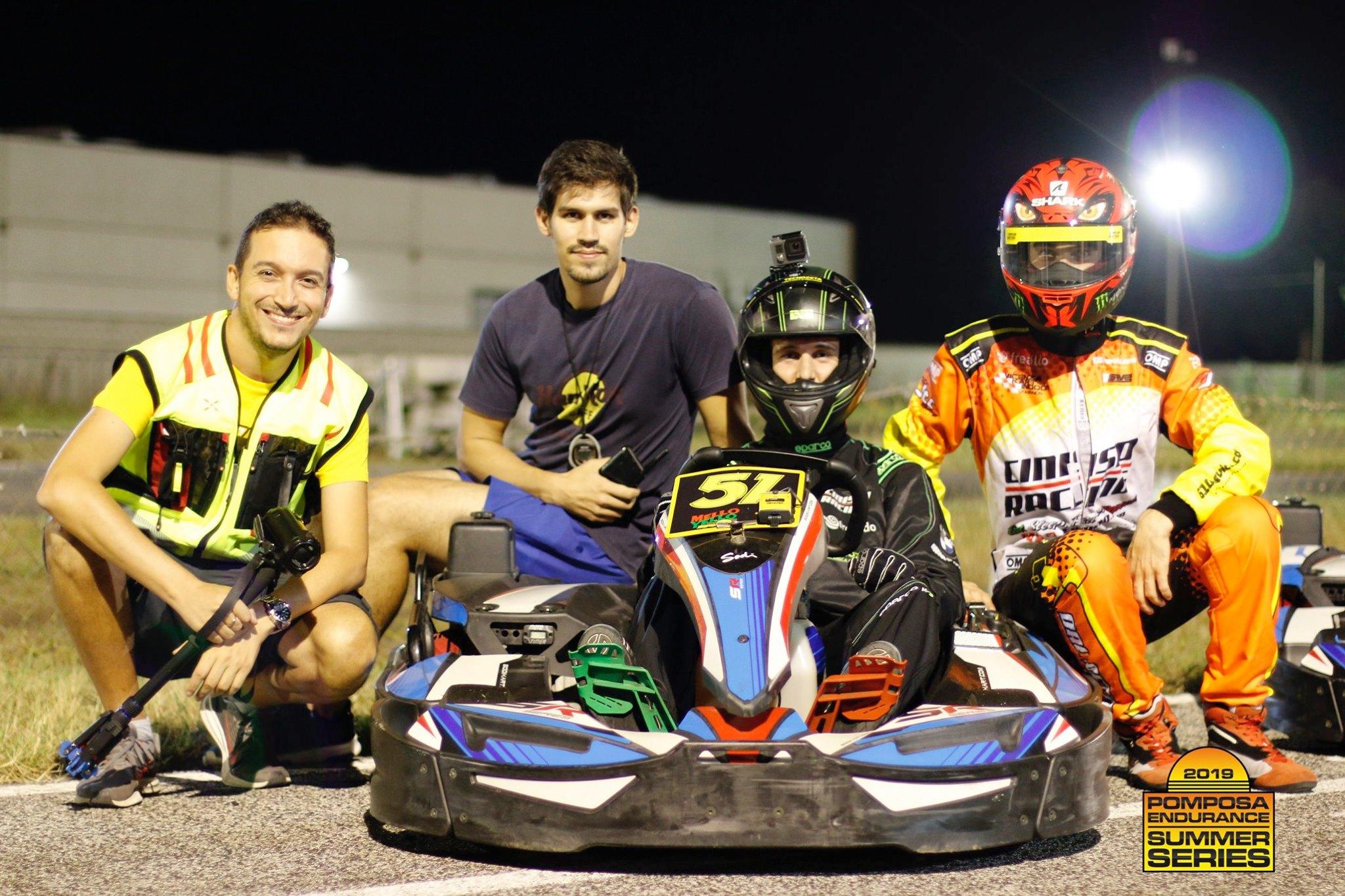 Il team - Pomposa Endurance Summer Series, 07 settembre 2019